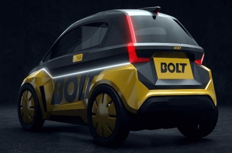 Bolt Nano Mobility