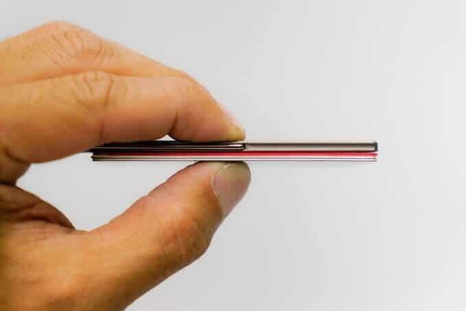 Pen Type-C Größe