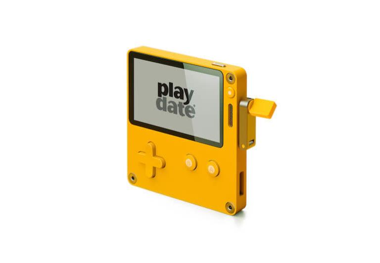 PlaydateHandheld Spielkonsole