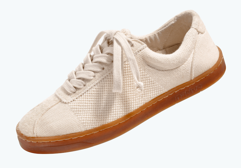 Kompostierbare Schuh - The Plant Shoe