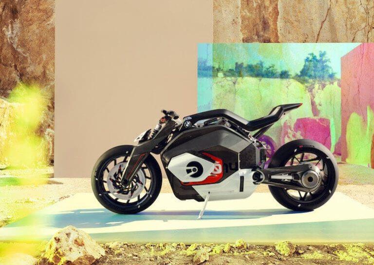 BMW Vision DC Roadster Motorrad