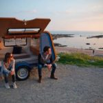 Teardrop-Camper Carapate Wohnmobil