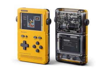 Handheldkonsole GameShell von Clockwork