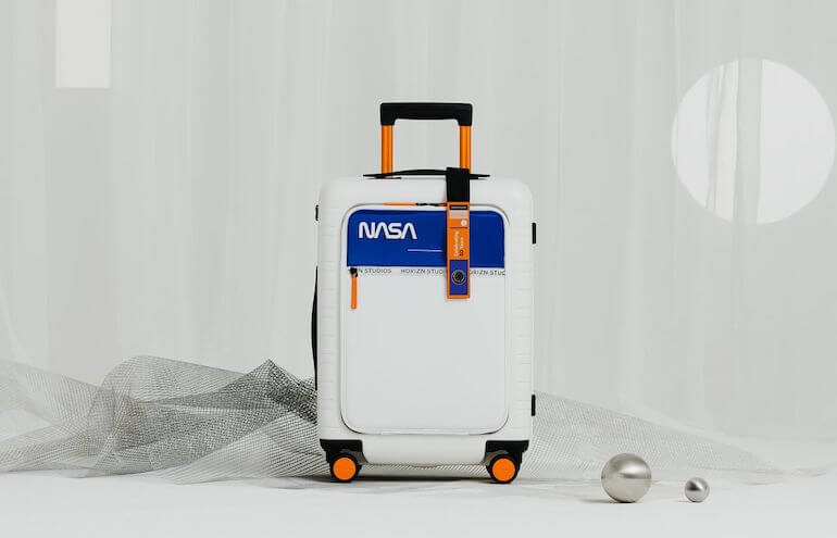 Horizn Limited NASA Edition – M5 Cabin Luggage