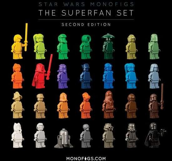Star Wars Monofigs