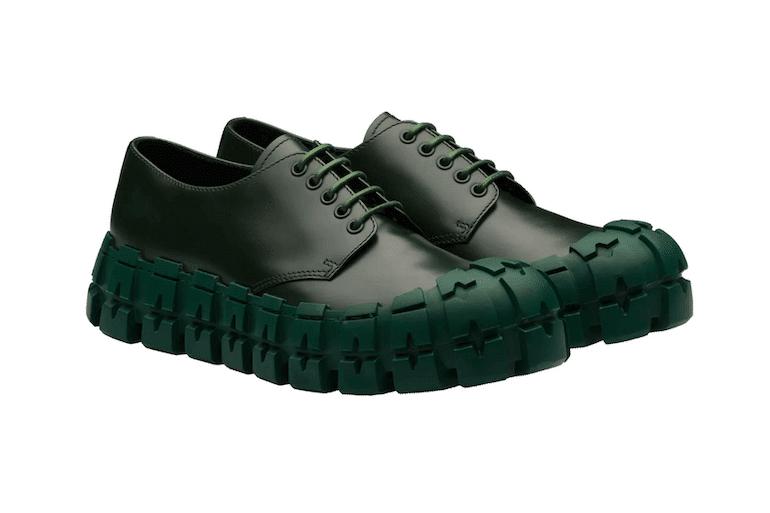 Prada Derby Schuhe