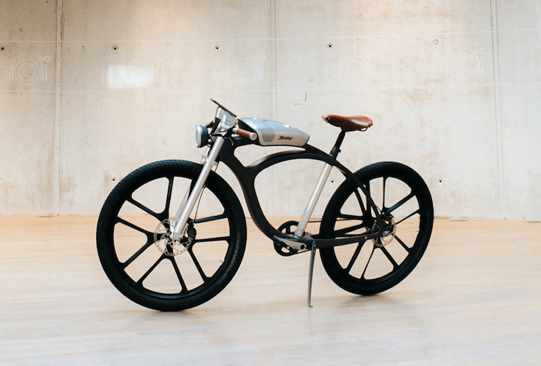 Noordung Voyager E-Bike
