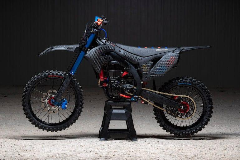 Kawasaki 3DCore Motorrad