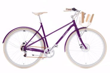 RE:CYCLE - Fahrrad aus Nespresso Kaffeekapseln