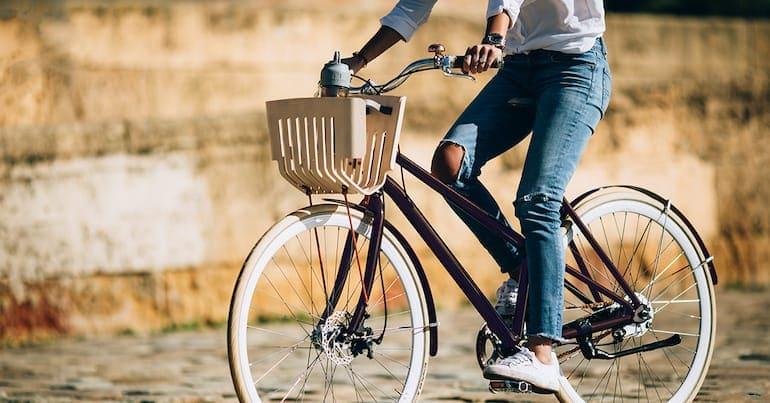 Recycle Edition Bike aus Nespresso Kapseln