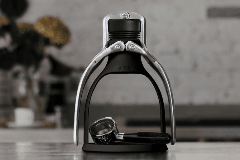 ROK Espresso und Kaffeezubereiter