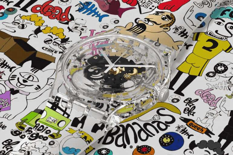 Swatch X You -Design