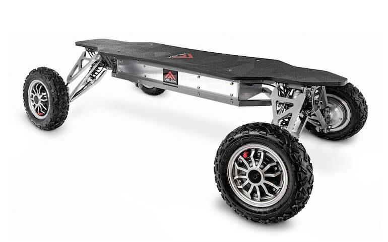 Velox XC-6 Offroad-Skateboard