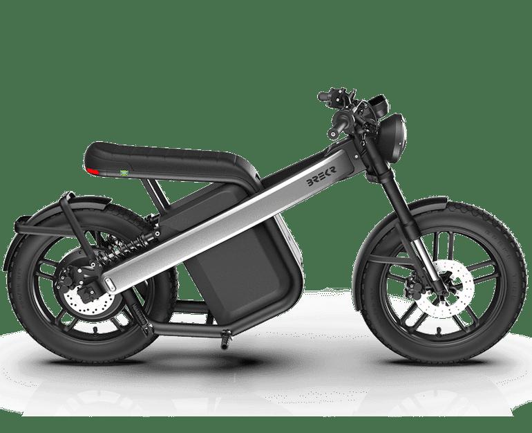 BREKR Model B E-Moped