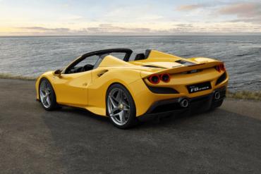 Ferrari F8 Spider 2020