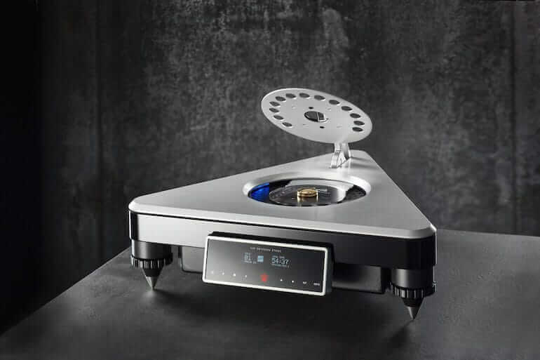 Gryphon Ethos CD player