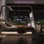 HiBed - smartes Designbett
