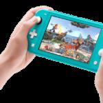 Nintendo Switch Lite Größe