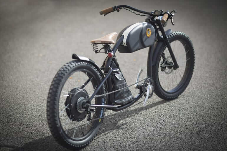 OtoR E-Bike von Oto Cycles