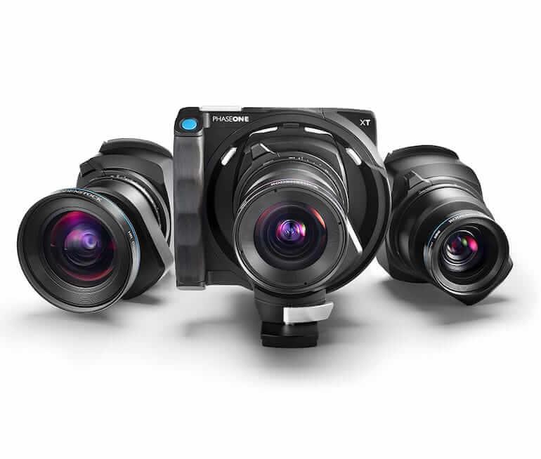 Phase One XT Kamera System