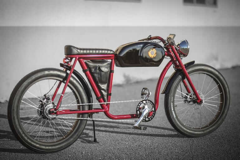 RaceR Bike von Oto Cycles
