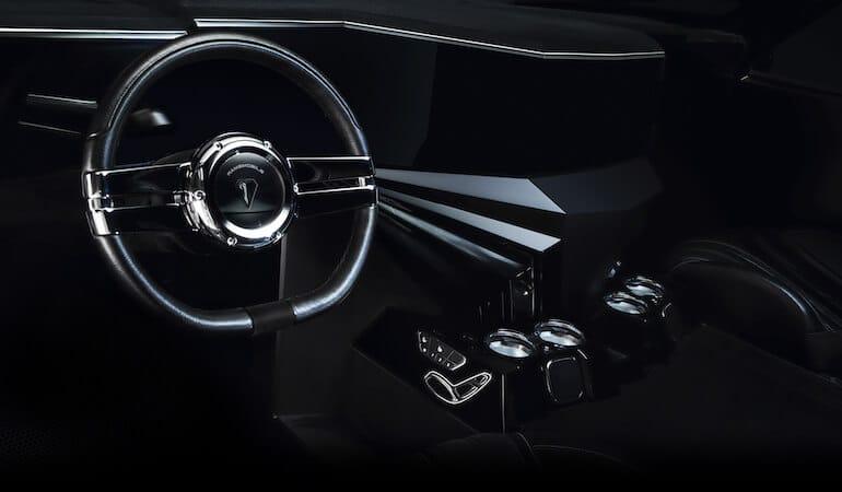 Ramsmobile X-Segment Cockpit