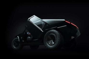 Ramsmobile X-Segment Seitenansicht