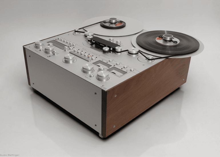 Tape Recorder Ballfinger M 063 H5