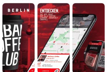 Urban Coffee Club iOS App