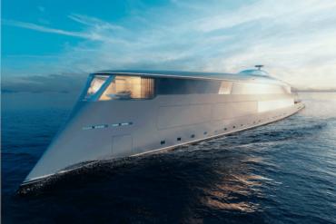 Aqua Yacht von Sinot