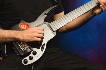Boaz One Modular Guitar