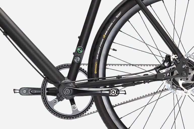 Ampler Curt E-Bike Details