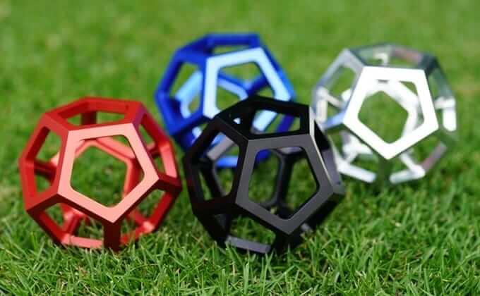 da Vinci´s Dodecahedron