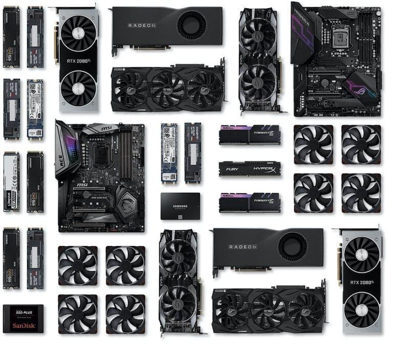 Dune Pro Bauteile (Parts)