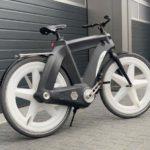 Dutchfiets aus recyceltemKunststoff