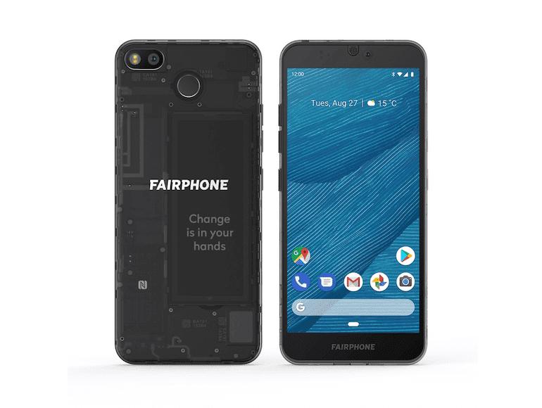 Abbildung vom Fairphone