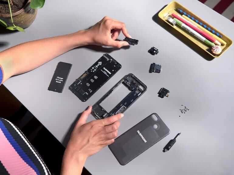 Fairphone - das modulare Smartphone
