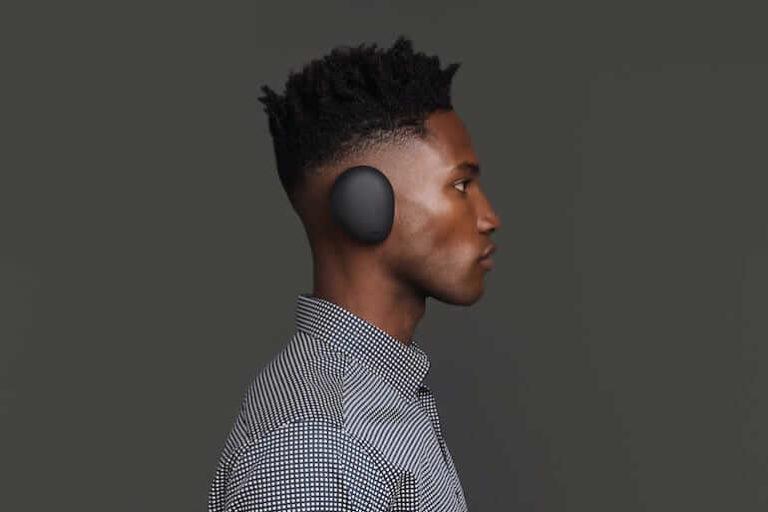 Human Headphones Over-Ear Kopfhörer