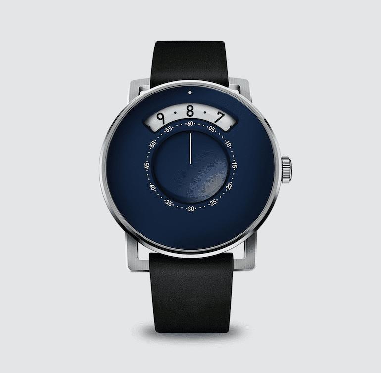 MIH Gaïa Uhr Details