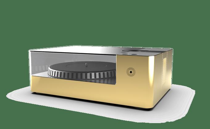 Phonocut Home Vinyl Recorder - Front