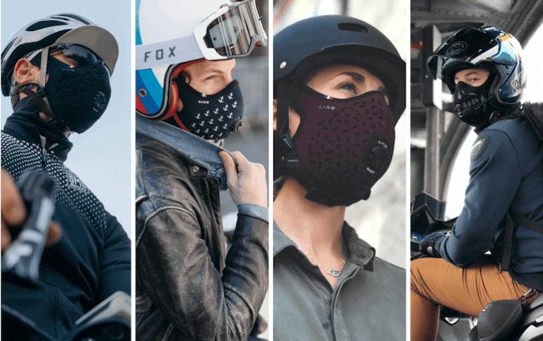 Anti-Feinstaub Maske Nano®v2