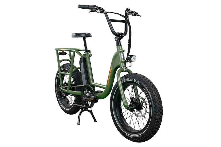 RadRunner Bike-Scooter in Grün