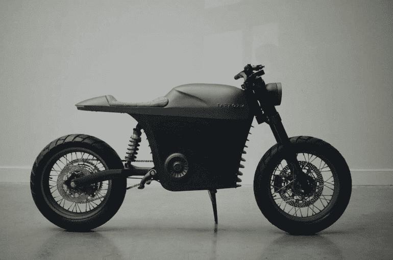 Retro E-Bike Tarform