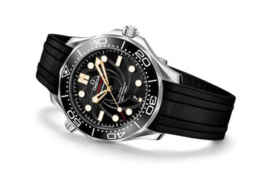 Seamaster Diver 300M James Bond Edition