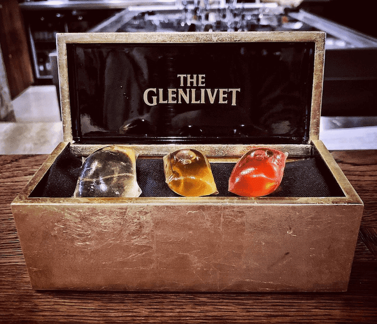 the glenlivet capsule whiskey cocktails