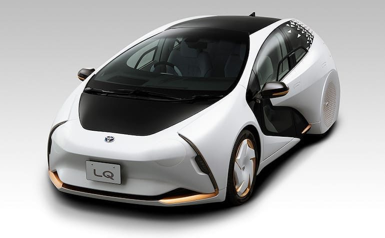 Toyota LQ - das emotionale Auto