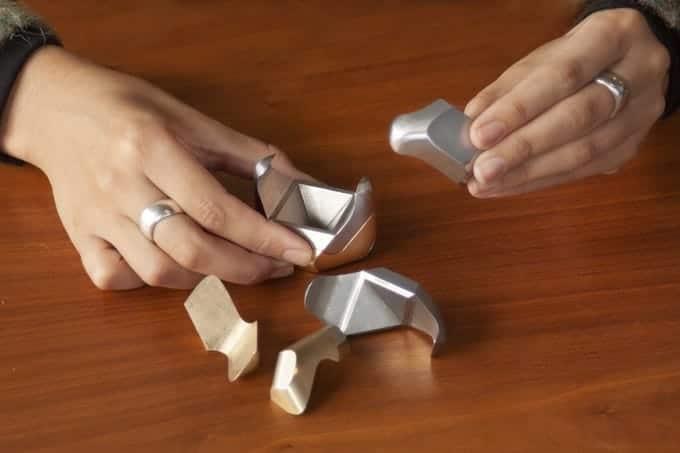 Tycho Puzzle-Würfel