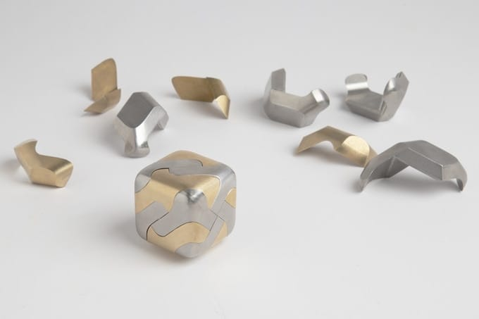 Tycho Puzzle Bauteile