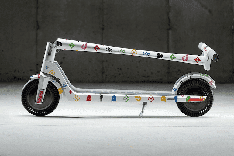 Unagi E-Scooter Abbildung