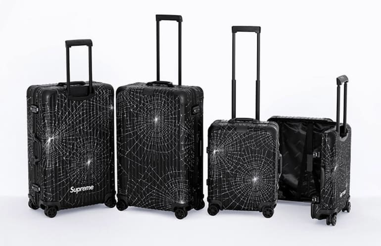 2019 Supreme x Rimowa Kofferkollektion